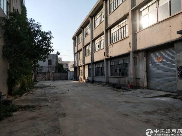 福永新田新出独院三层3200平米经典独院厂房-图6