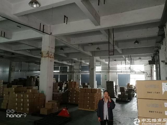 福永和平大型园区一楼800平方水电齐全-图2