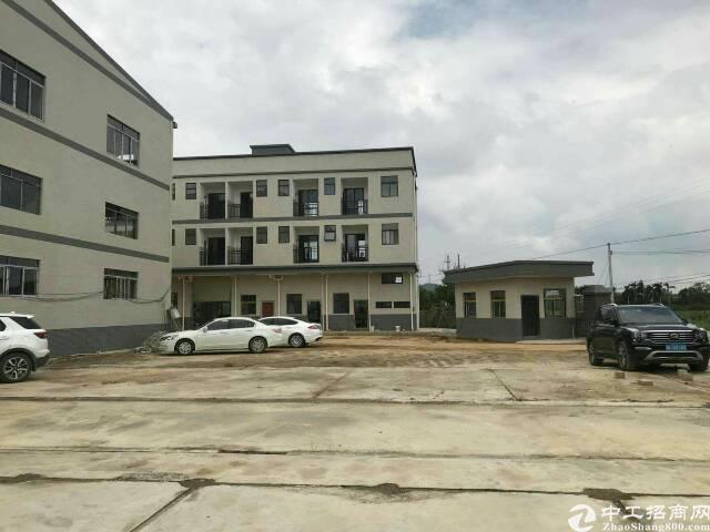 惠东白花镇全新独院钢构厂房18000平方证件齐全