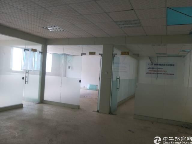 公明街道田寮新出楼上厂房2000平方