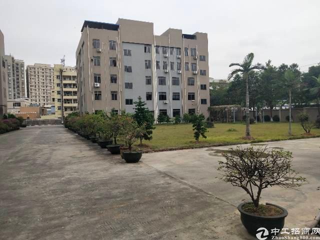 长安镇新出台湾原房东自建独院厂房