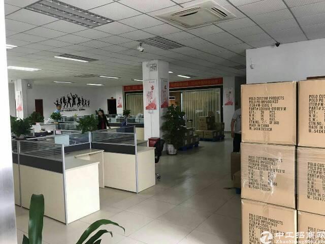 平湖华南城2060平米三楼有办公室装修!环境好!-图3
