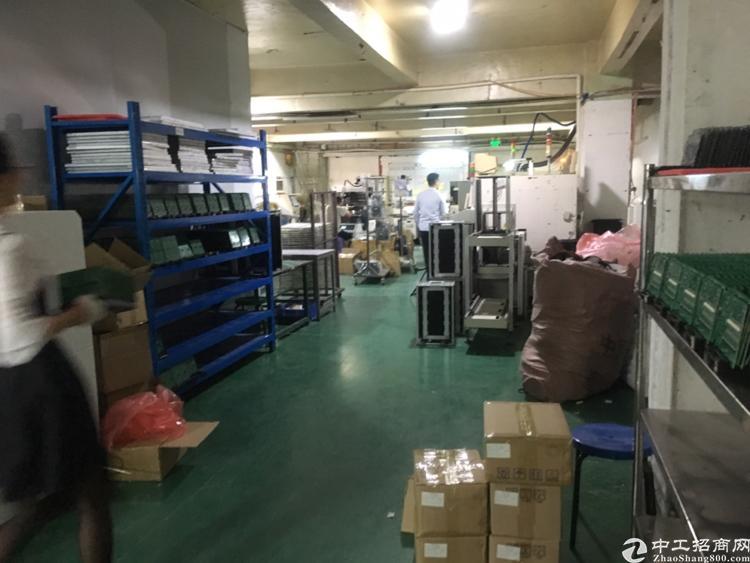 福永稔田原房东独门独院精装修厂房800平招租-图3