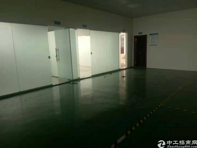 龙泉经开区车城大道旁1000平精装修框架厂房出租
