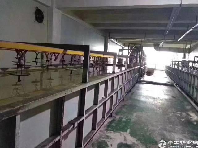 横岗四联社区新出大型工业园区楼上豪华装修厂房出租-图3