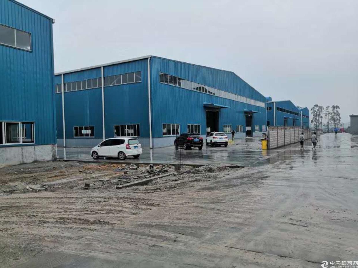 《黄草朗新出8000平米钢构厂房滴水10米电800千瓦-图2