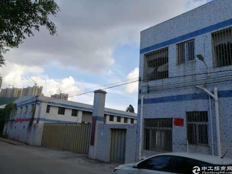 东坑占地3600平建筑2500平独院厂房出售