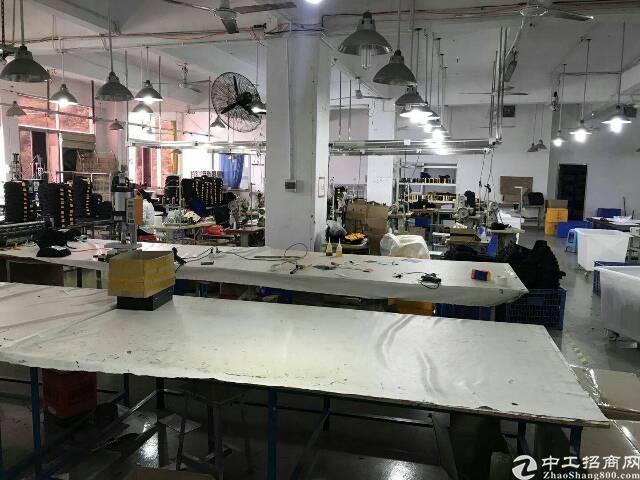 平湖华南城2060平米三楼有办公室装修!环境好!