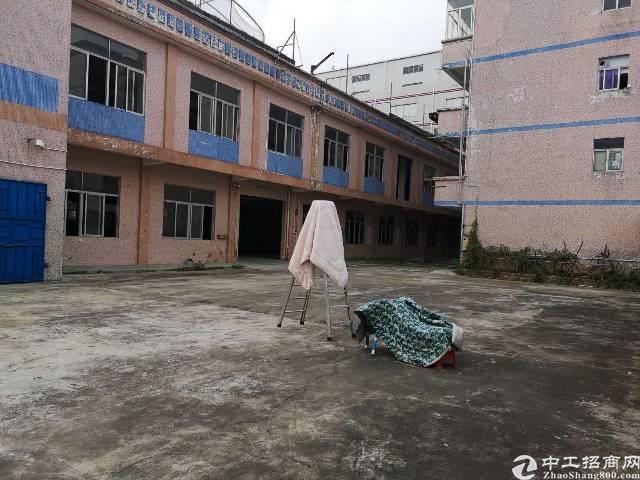 黄江镇黄牛埔村原房东独院(靠高速出口)厂房3600平米招租