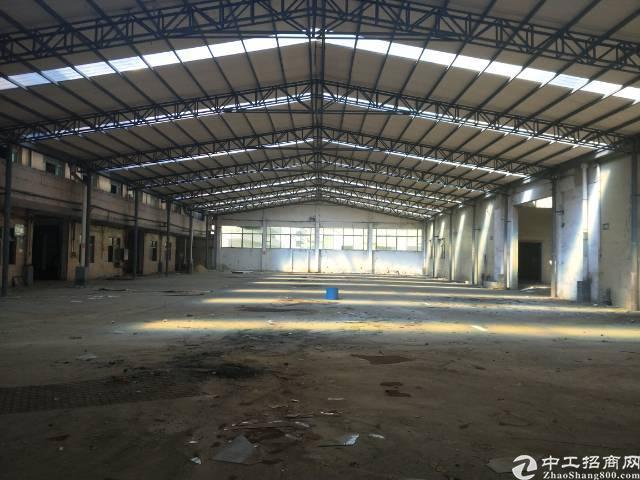 位于光明新区公明新出南光高速出口独门独院两栋厂房16000平-图2