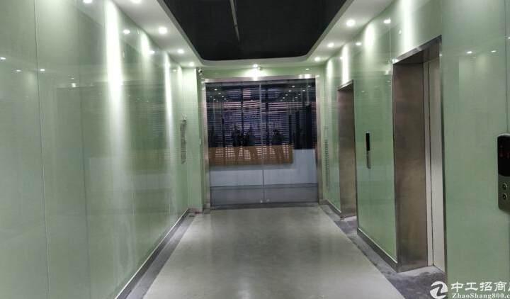 观澜高速口新出精装修写字楼145平,36元直租图片2