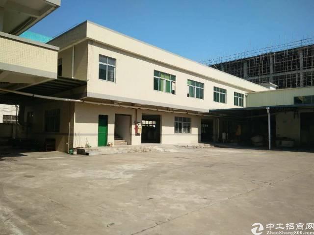 独门独院4500平方工业区厂房出租