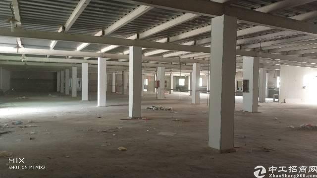 龙岗五联单一层3300平独院出租价格美丽-图2