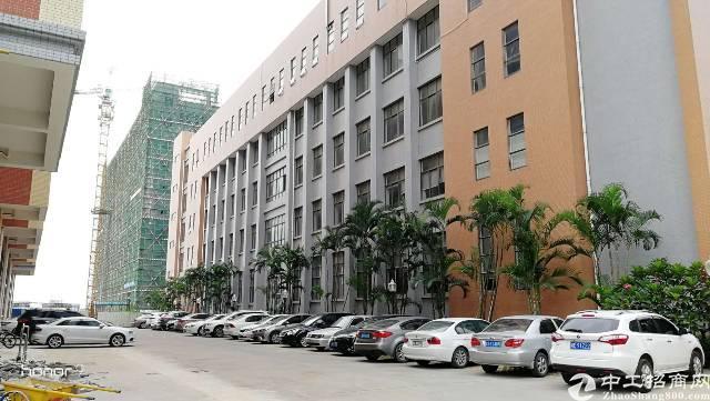 长安沙头空出原房东标准独院厂房1-4层每层5700㎡出租