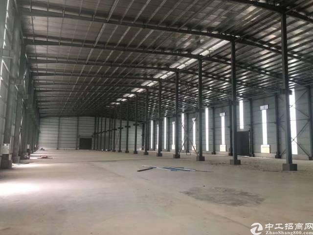 空地超大钢结构厂房,厂房1800平,空地2700平