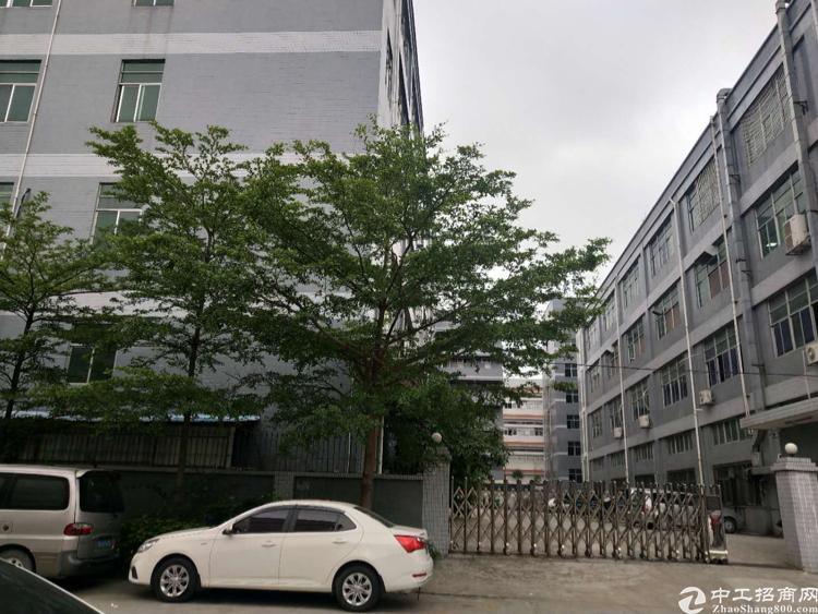 沙井镇共和工业区楼上900平米带装修出租