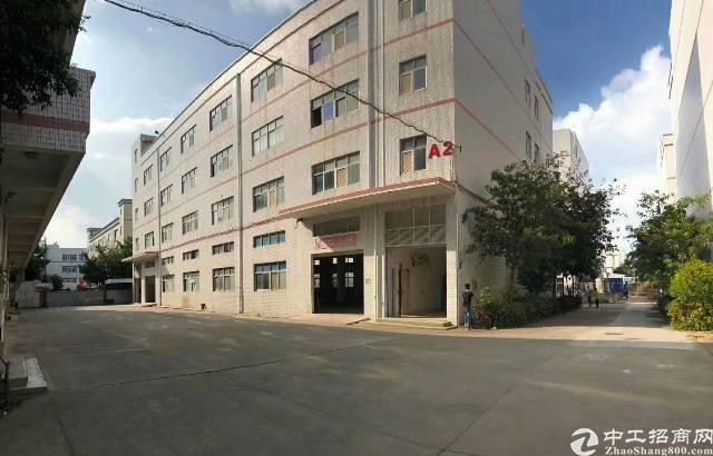 坪山原房东6000平米独院厂房出租