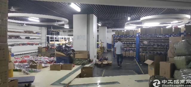 平湖大望工业区带精装办公室厂房楼上2000平方急租-图4