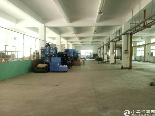 松岗大天涯一楼厂房4600平,豪华装修,形象一流。-图3