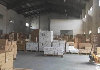 新出平湖标准物流仓库1200平方带卸货平台出租图片1