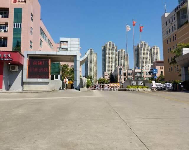 龙岗中心城写字楼出租仅40每平带家私图片3