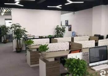 78    95  310平方起租精装修办公室大小面积自由组图片2