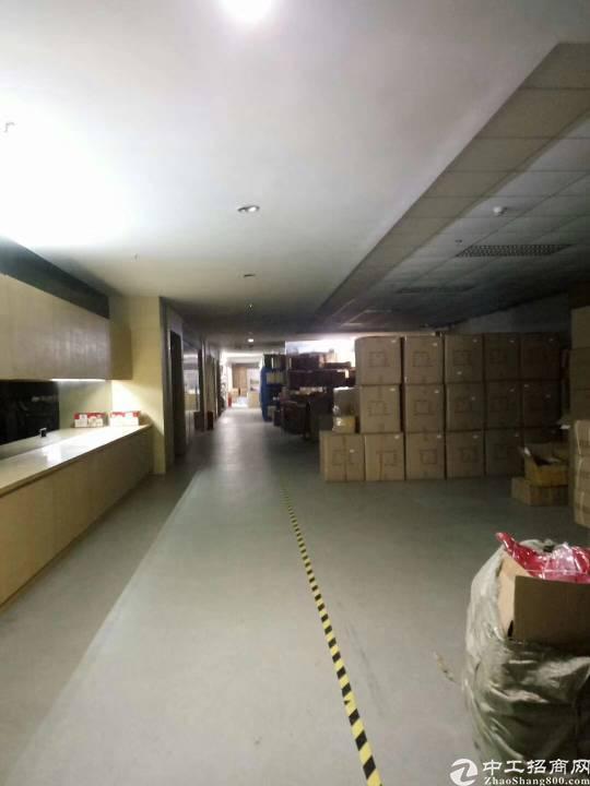 平湖大望工业区带精装办公室厂房楼上2000平方急租-图5