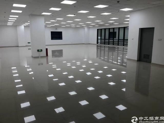 惠阳秋长原房东物流仓出租,高度九米,带地坪漆,有卸货平台-图2