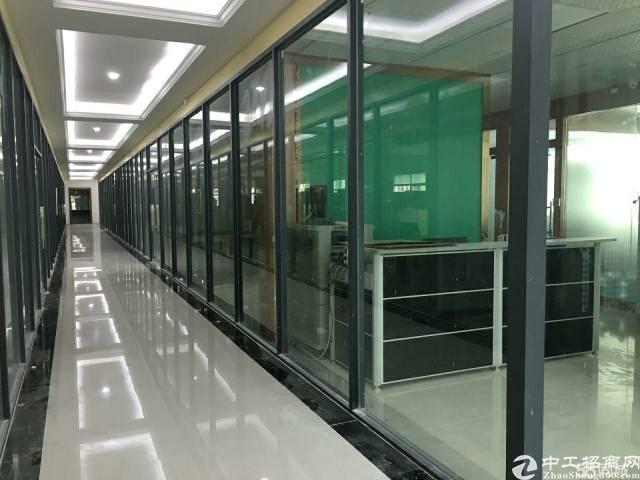 (出租)出租南山西丽双地铁口高档办公楼、厂 房