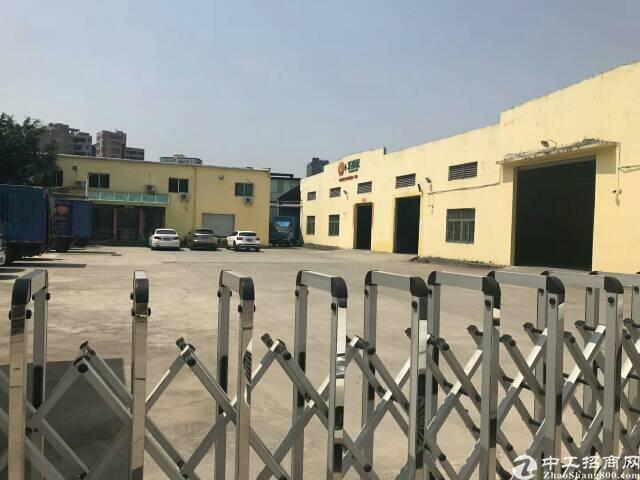 便宜7000平方独院钢构厂房出售