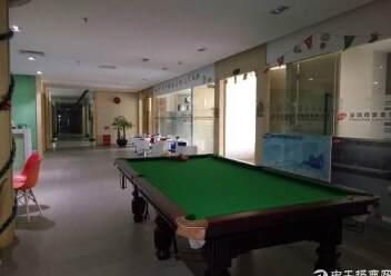 平湖大望工业区带精装办公室厂房楼上2000平方急租图片1