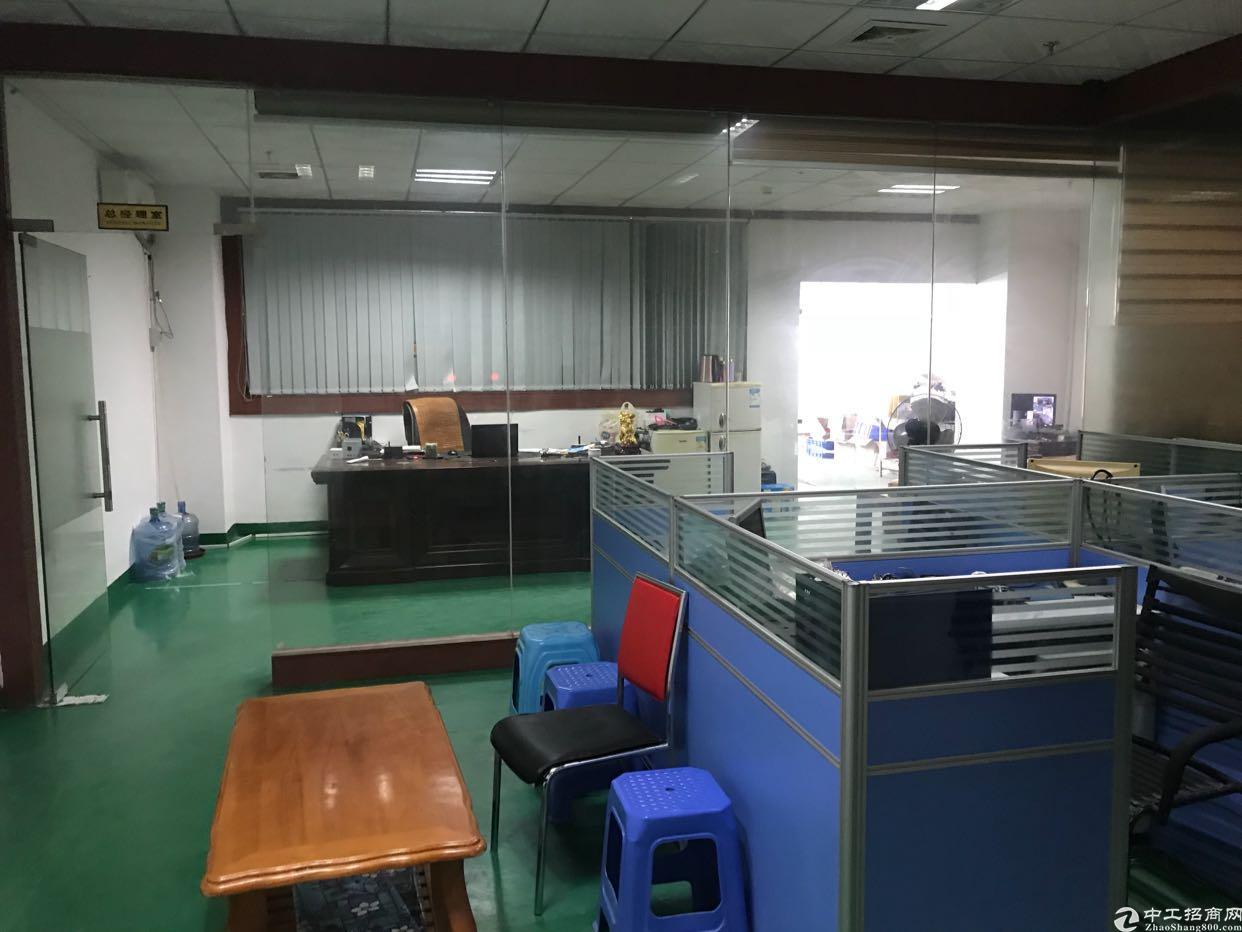 沙井原房东厂房带装修直租200平300平500平700平