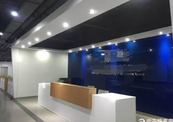 出租龙华观澜甲级科技园  1600平 可分租图片2