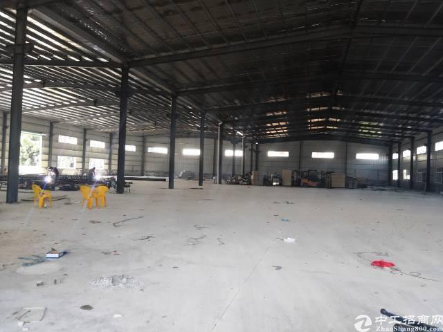大岭山镇新出标准带卸货平台厂房