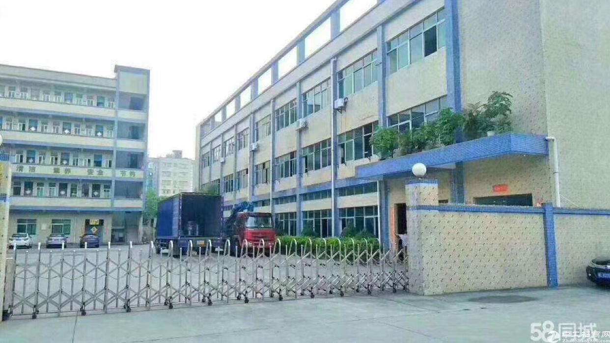 福永原房东7000平方厂房招租