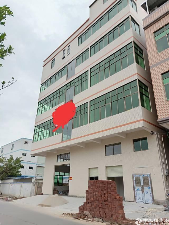 新建厂房带电梯  离大马路350米,离高速3公里
