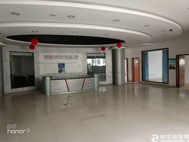 福永塘尾大型园区内独院楼上1650平方带装修水电齐全