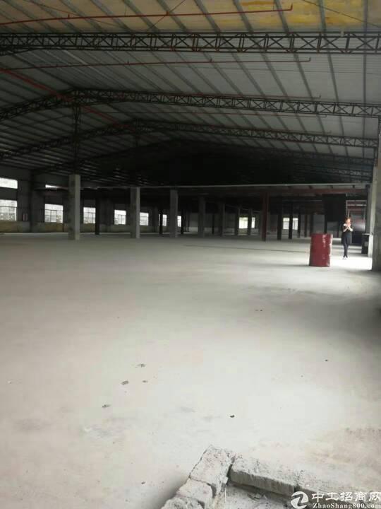 清溪镇单一层独院厂房2800平方招租