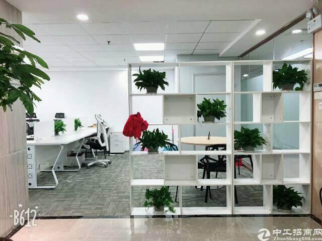 蛇口TCL科技大厦精装出租200-1000平图片1