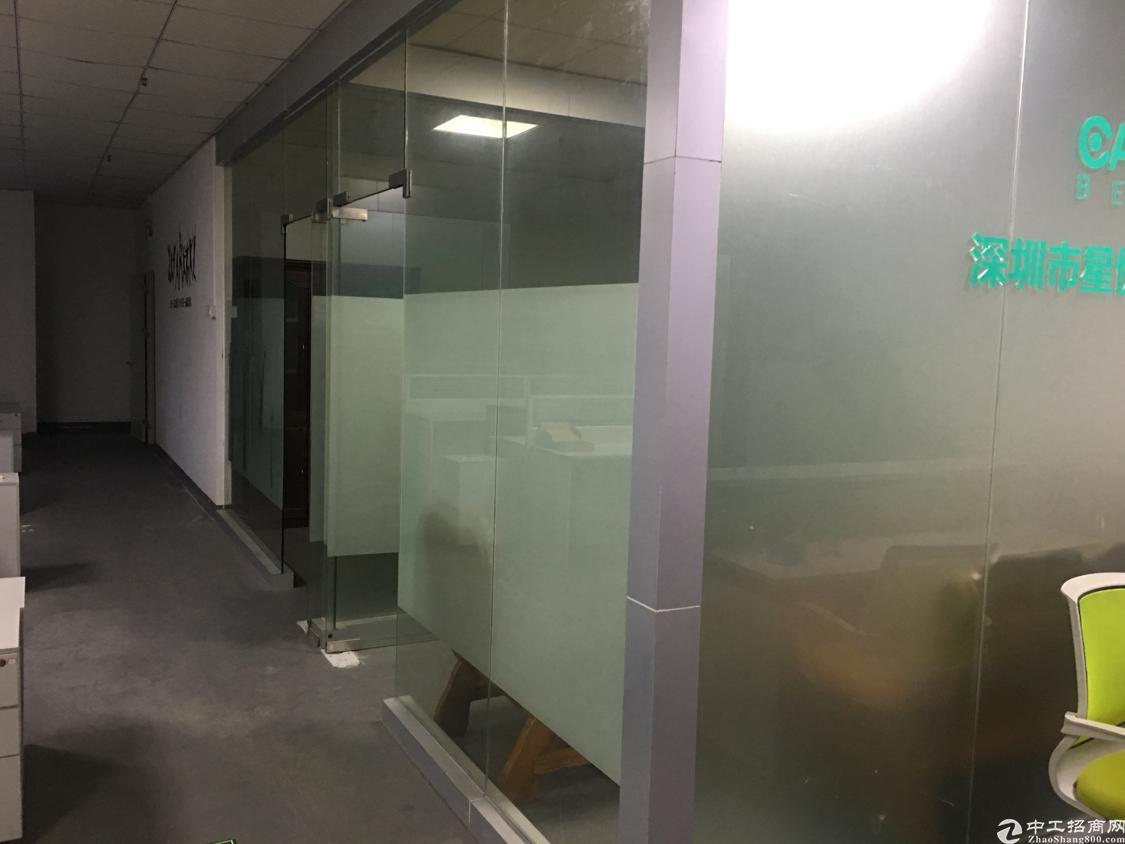 福永镇和平中心的厂房招租