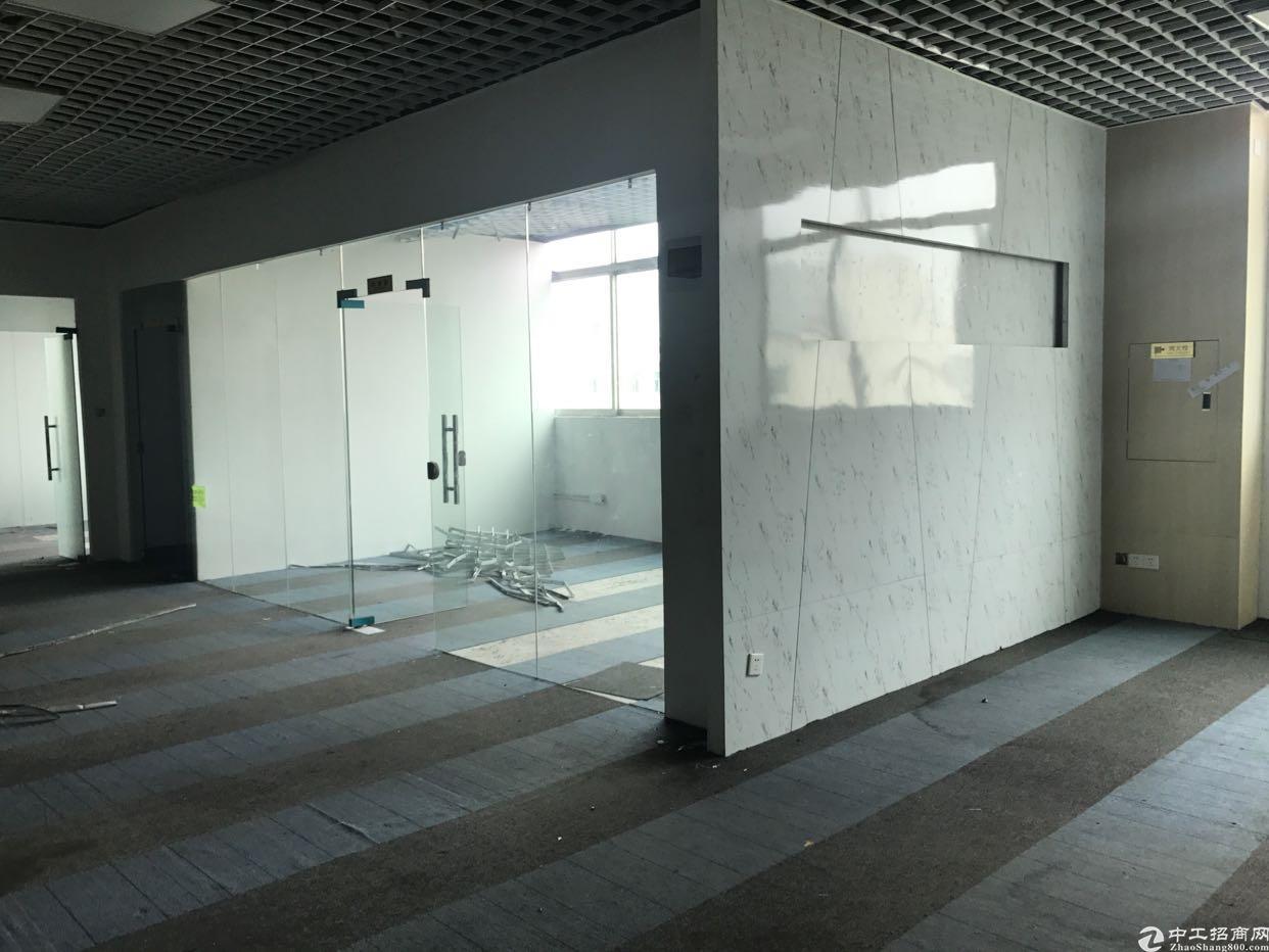 福永大洋田新出楼上精装修厂房420平 带办公家具-图5