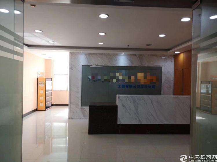 龙华油松中心 豪华装修办公室550平