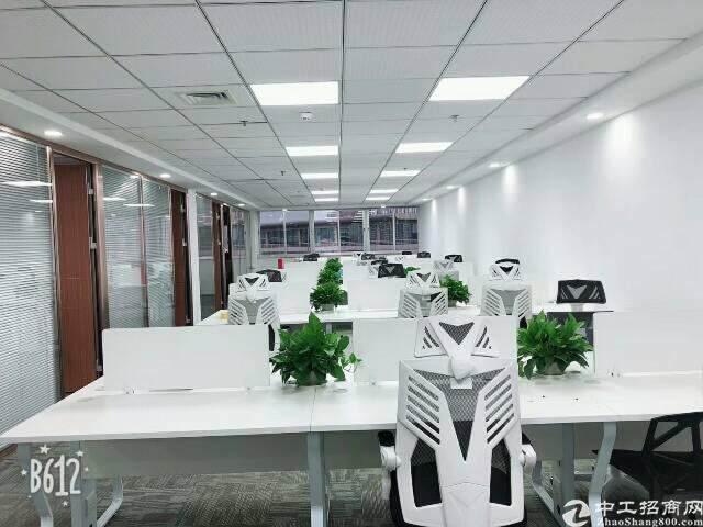 蛇口TCL科技大厦精装出租200-1000平图片2