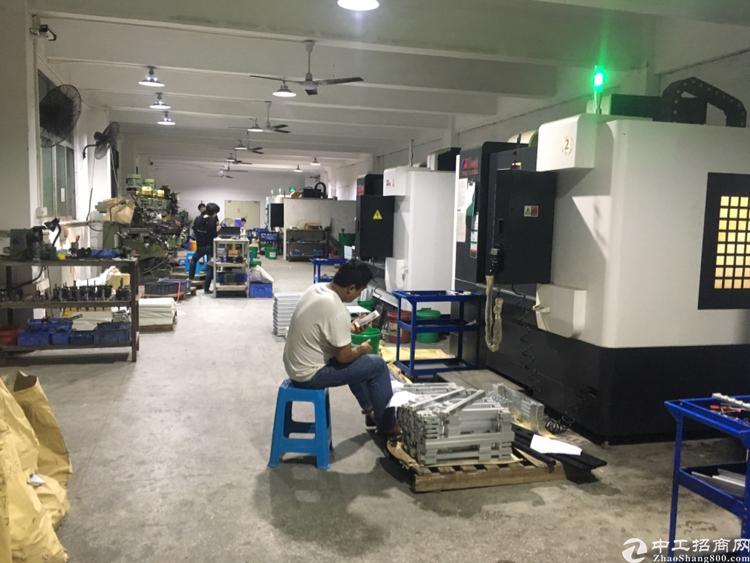 福永塘尾地铁口原房东独门独院厂房600平招租-图5