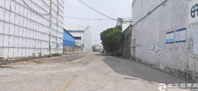 新出平湖标准物流仓库1200平方带卸货平台出租-图2