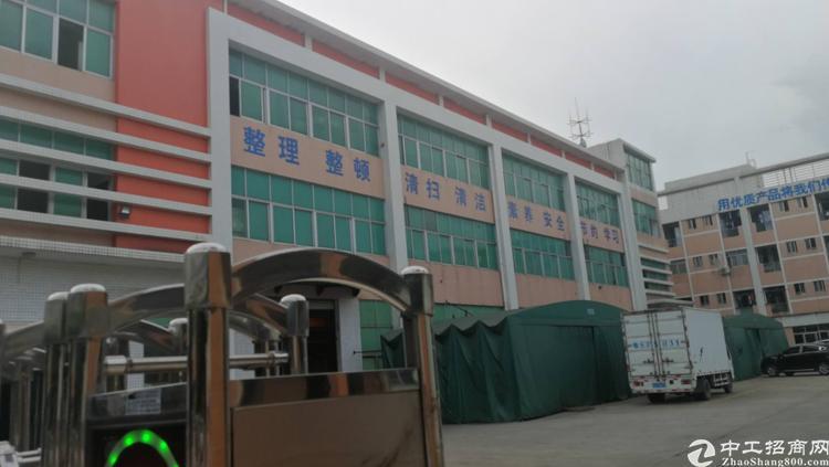 凤岗镇标准一楼实用面积1600平方米带水电出租