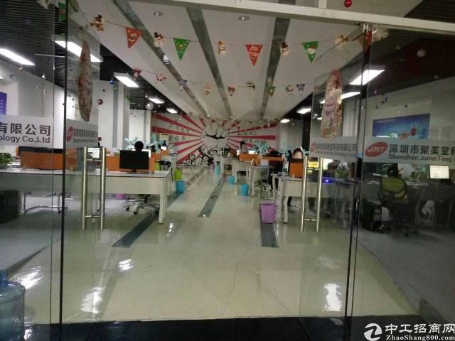 平湖大望工业区带精装办公室厂房楼上2000平方急租-图6