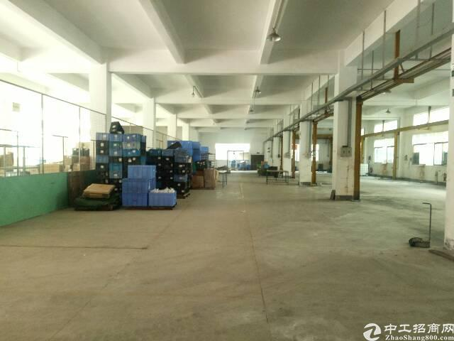 松岗大天涯一楼厂房4600平,豪华装修,形象一流。-图2