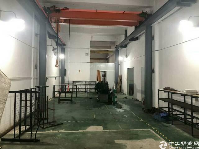 松岗大田洋工业区有一楼小面积380平带行车招租