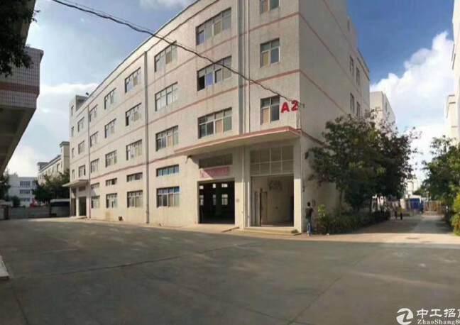 坪山新区4200平独栋厂房